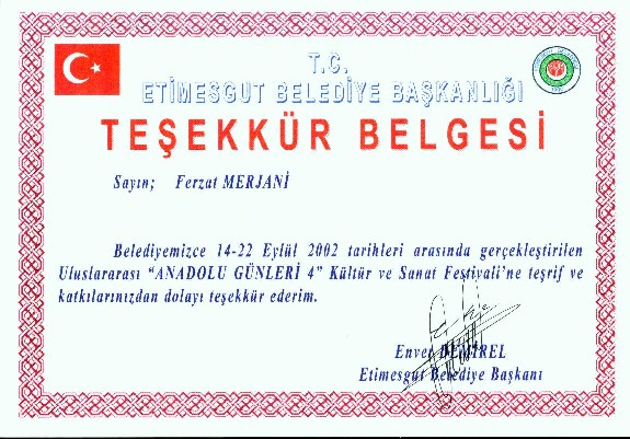TURKMEN INTERNATIONAL HOME PAGE